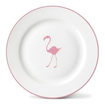 Flamingo Side Plate