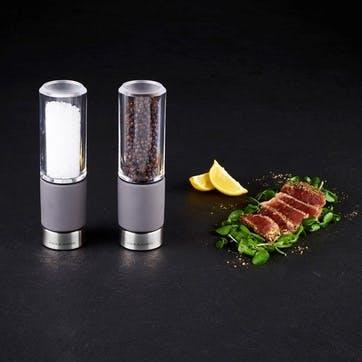 Regent Concrete and Acrylic Salt & Pepper Gift Set