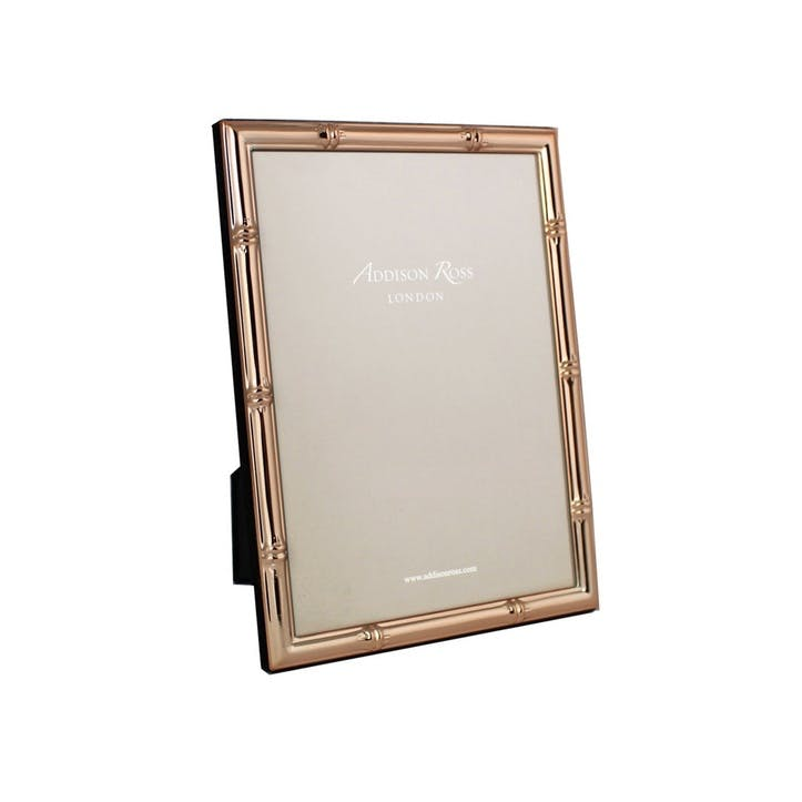 "Bamboo Rose Photo Frame - 4"" x 6"""