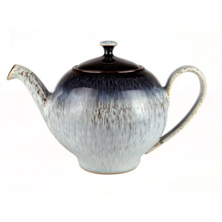 Halo Teapot, 1.25lt, Black/ Blue