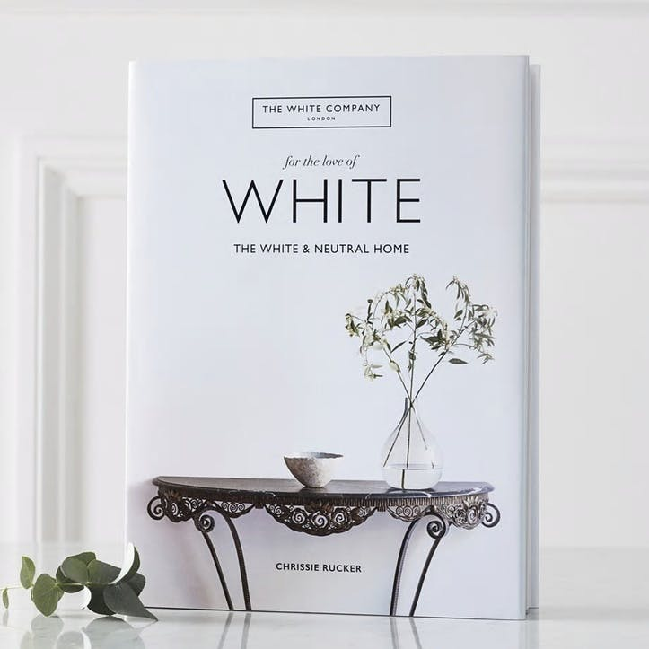For The Love of White by Chrissie Rucker