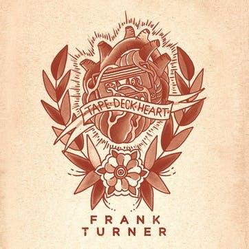 """Frank Turner, Tape Deck Heart 12"""" Vinyl"""