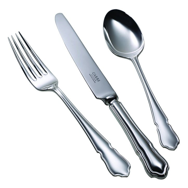 Dubarry Silver Plated Cutlery Set, 7 Piece