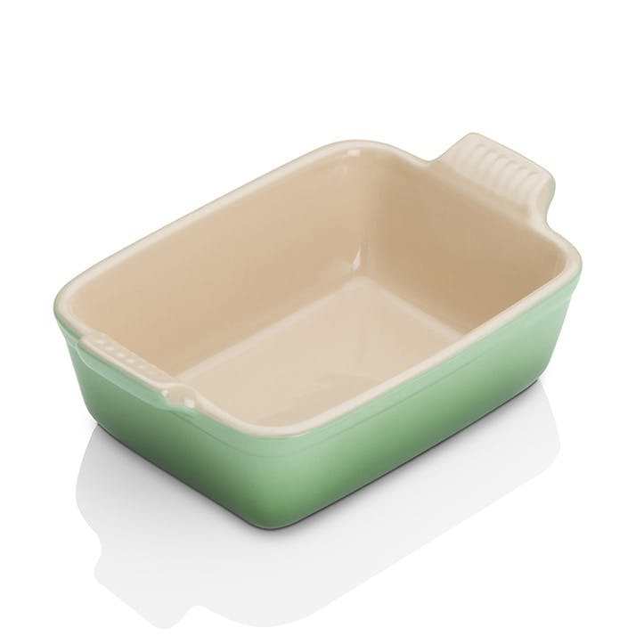 Stoneware Rectangular Dish - 19cm; Rosemary