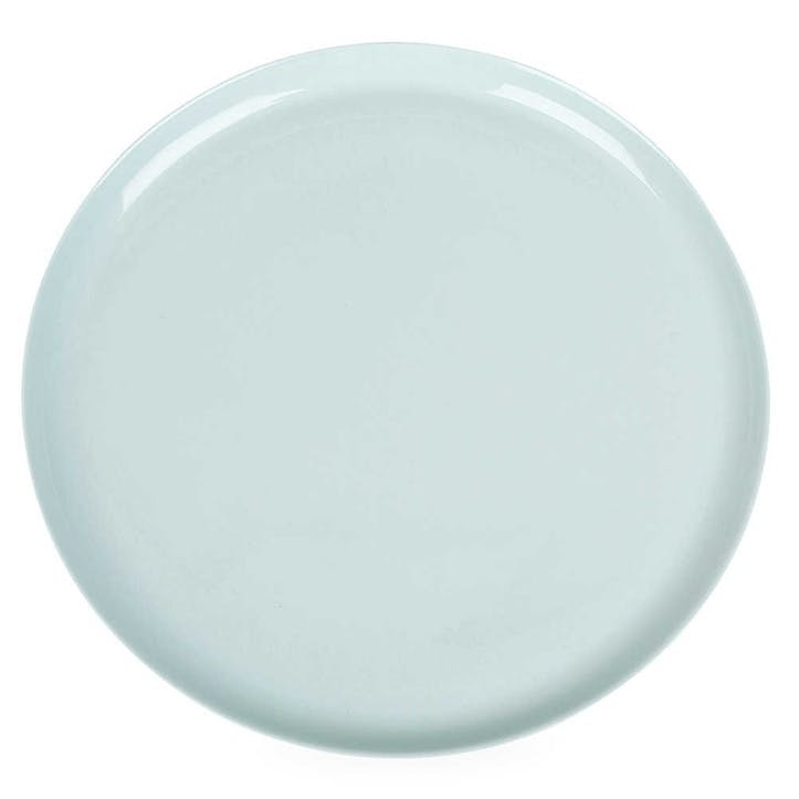 Porcelain Dinner Plate, 26.5cm; Cool Blue