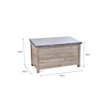 Aldsworth Outdoor Storage Box, Large