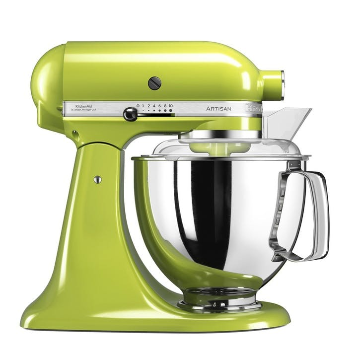Artisan Stand Mixer with FREE 4.8L Glass Mixing Bowl, 4.8L, Green Apple