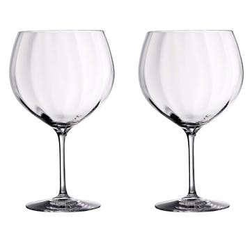 Elegance Optic Gin Balloon Glass, Set of 2