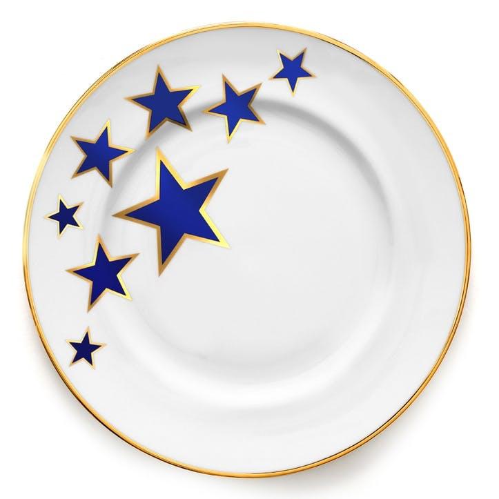 Lucky Stars Dinner Plate