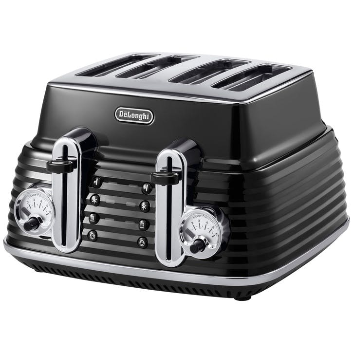 Scultura Toaster; Black