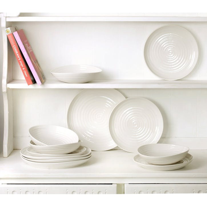 Coupe Plate Set of 4 - 6.5 Inch