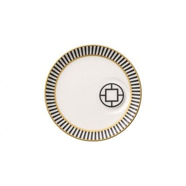 MetroChic Espresso Cup and Saucer