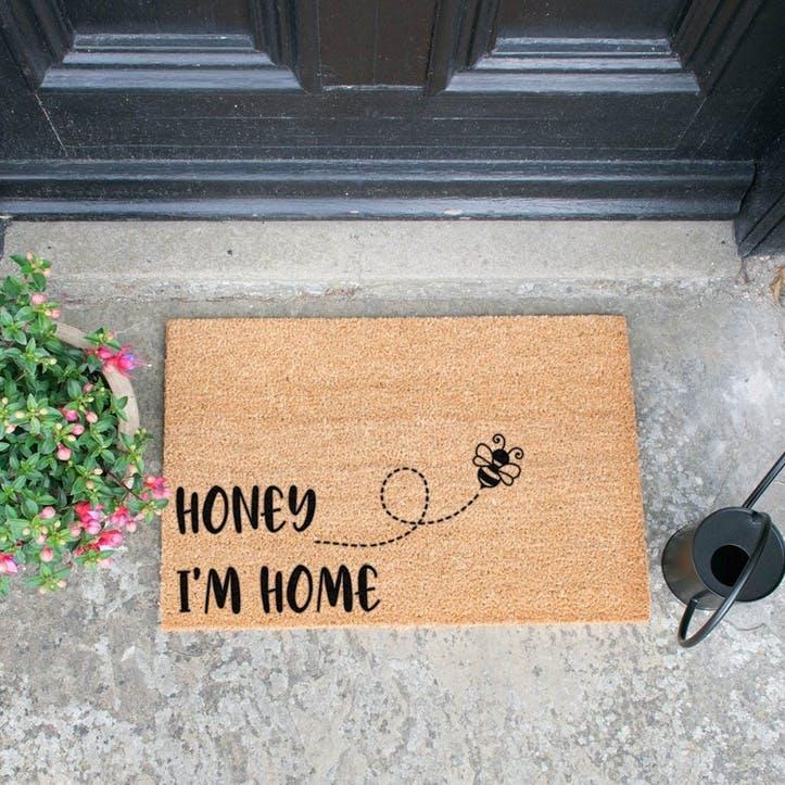 Honey I'm Home, Doormat