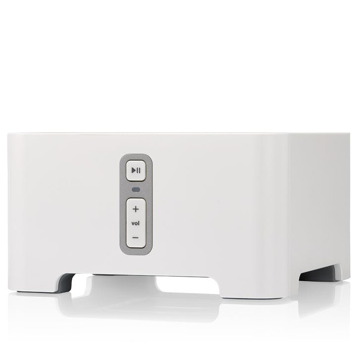 CONNECT Wireless Stereo Adapter; White