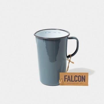 Two Pint Jug, Pigeon Grey