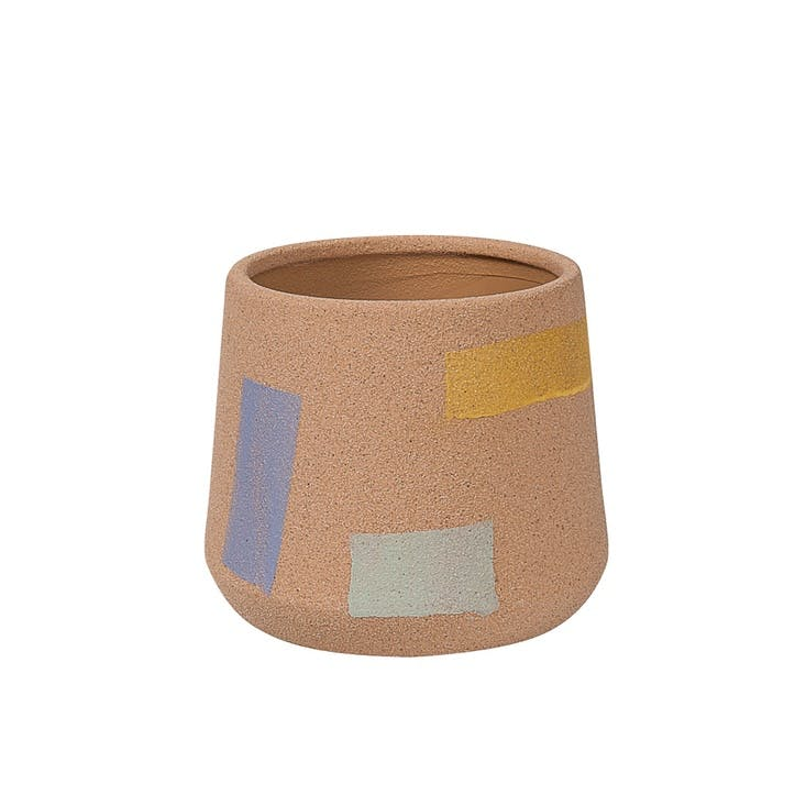Par Ceramic Vessel Large, Multi