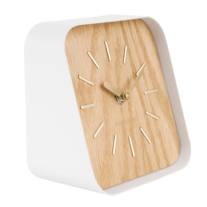 Squared Table Clock