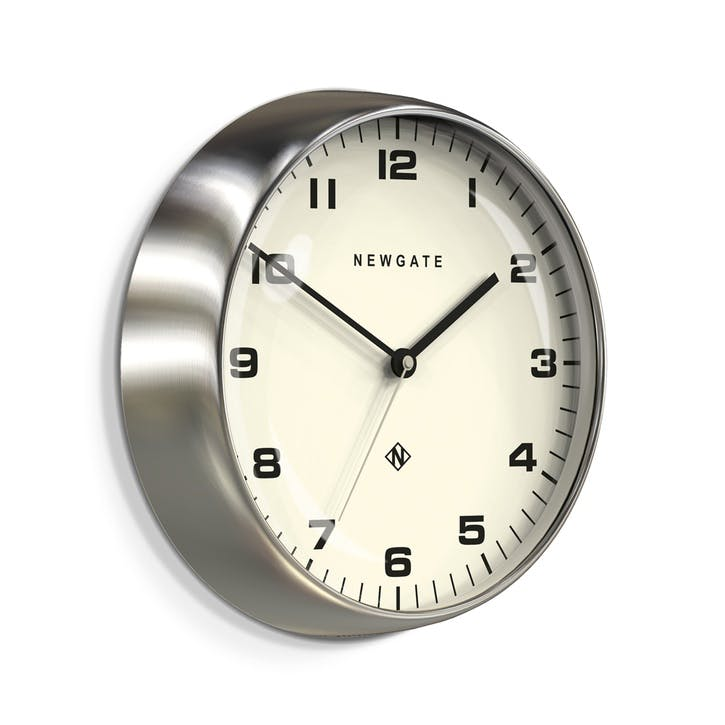 The Chrysler Wall Clock, Dia. 40cm, Steel