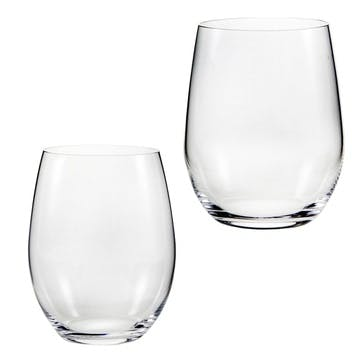 """O"" Chardonnay/Viognier, Set of 2"