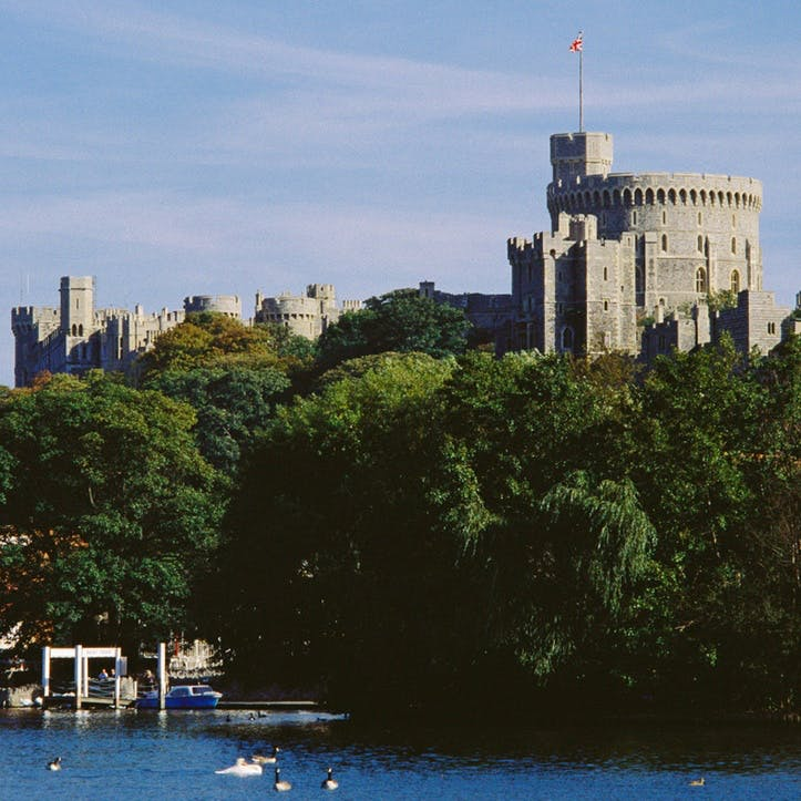 One Night Royal Berkshire Break with Dinner and Windsor Castle for Two