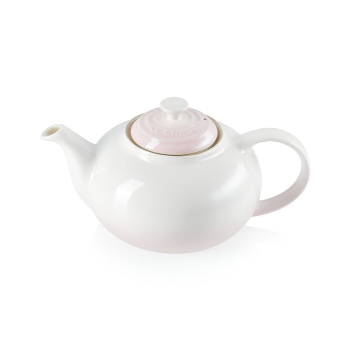 Classic Teapot, Shell Pink