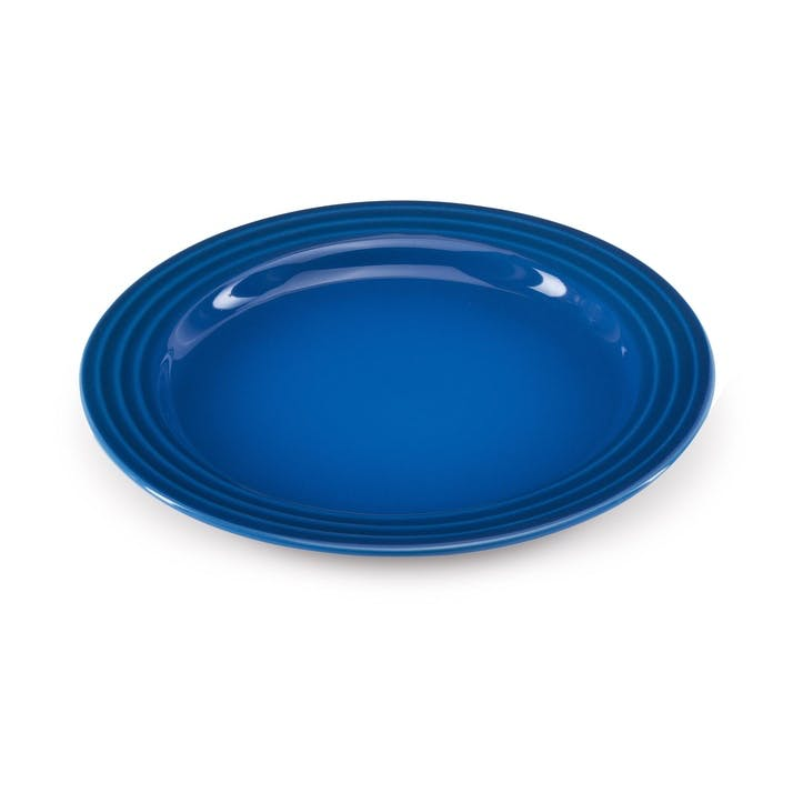 Side Plate - 22cm; Marseille Blue
