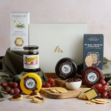 The Cheese Lovers Hamper