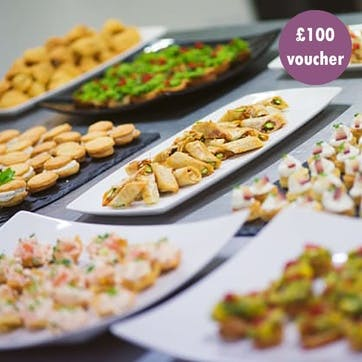 £100 Gift Voucher - Cooking Classes