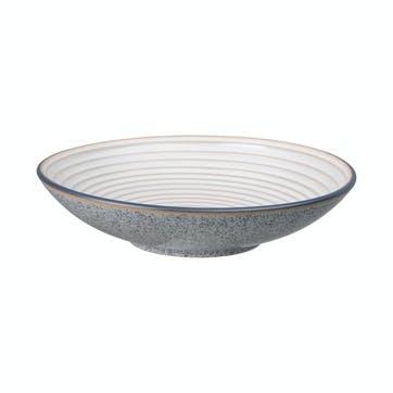 Studio Grey Ridged Bowl, Large