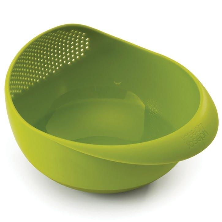 Prep&Serve Colander, Large, Green