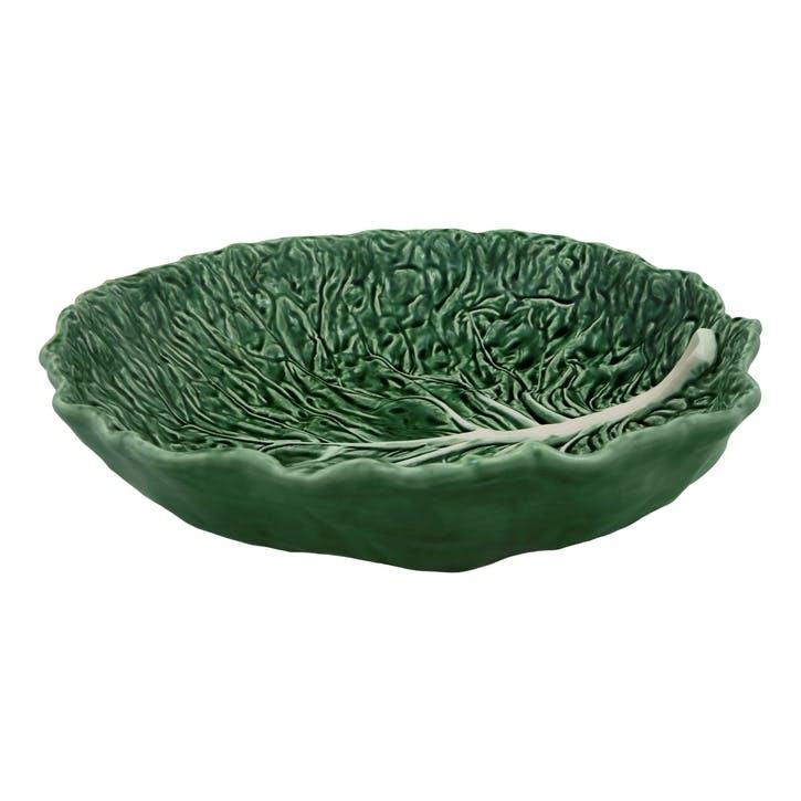 Cabbage Salad Bowl, 40cm, Green
