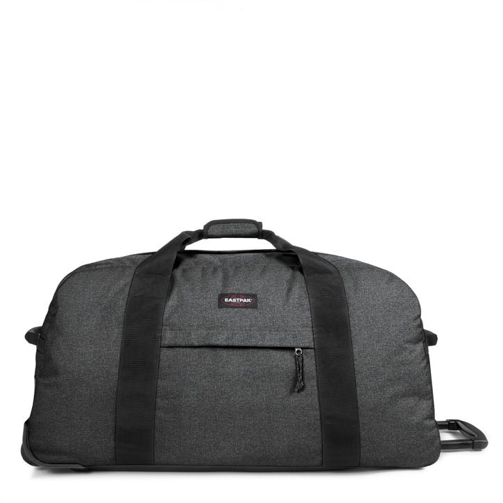 Container 85 Holdall; Black Denim