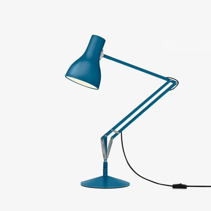 Desk Lamp Saxon Blue