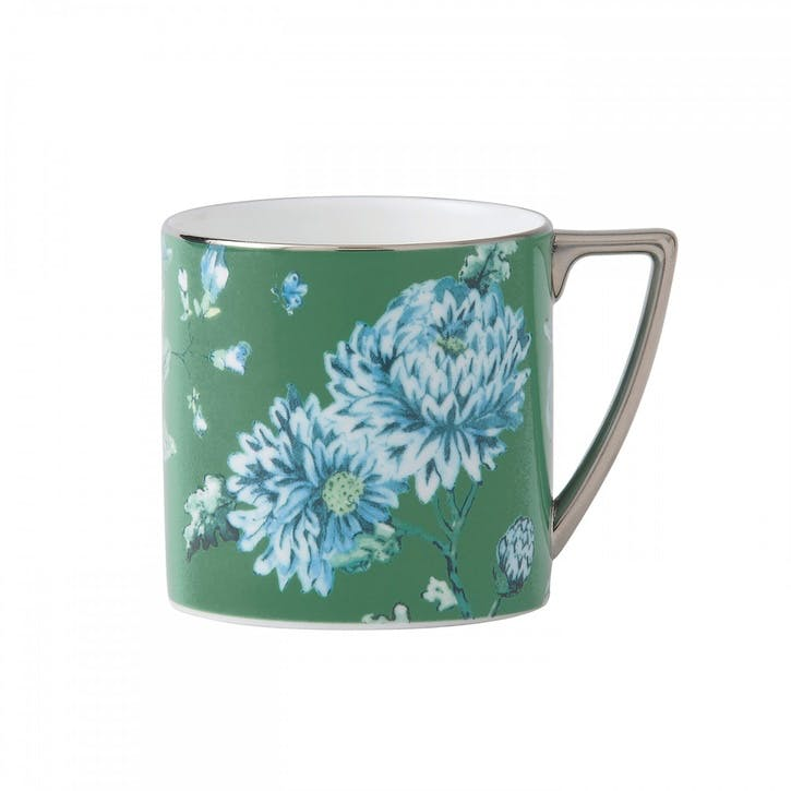 Chinoiserie Mug, Small, Green