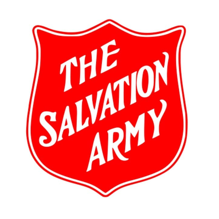 A Donation Towards The Salvation Army