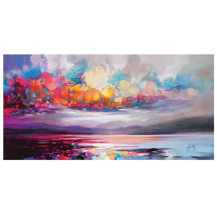 Scott Naismith Stratocumulus Canvas Print - 50 x 100cm