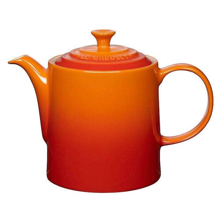 Stoneware Grand Teapot - 1.3L; Volcanic