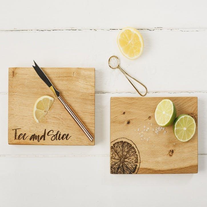 Citrus Oak Chopping Board