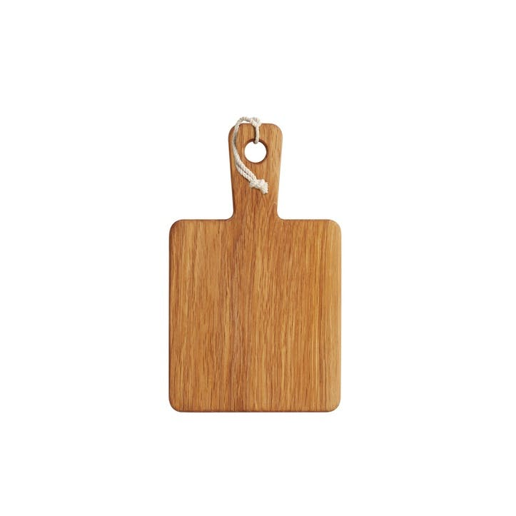 Gourmet Prep & Serve Mini Square Oak Paddle Board