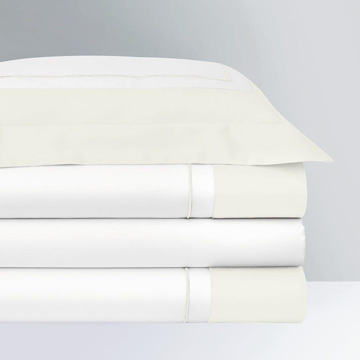 Lutece Nacre Pillowcase, King
