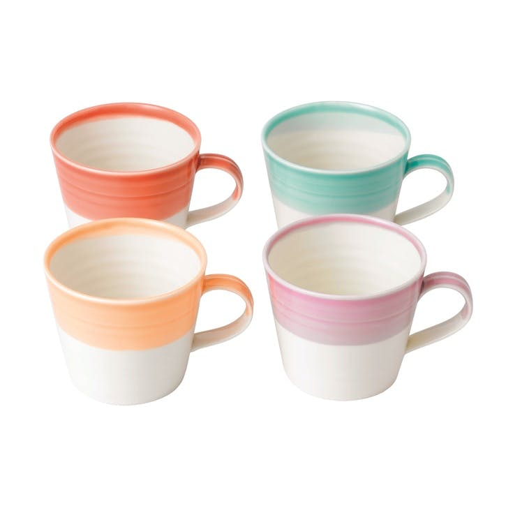 1815 Brights Mug, Set of 4, Small