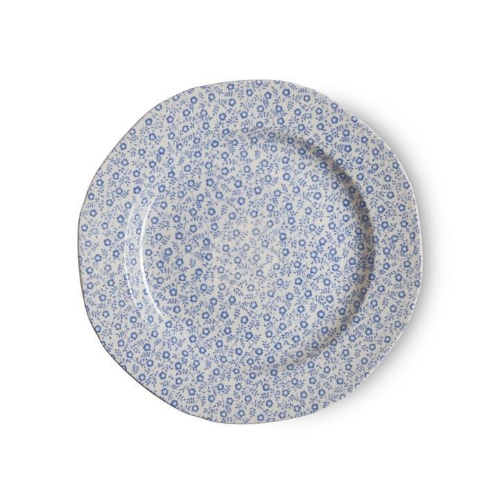 Felicity Plate, 19cm, Pale Blue