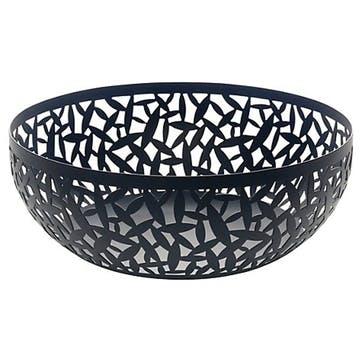Cactus! Fruit Bowl - 29cm; Black
