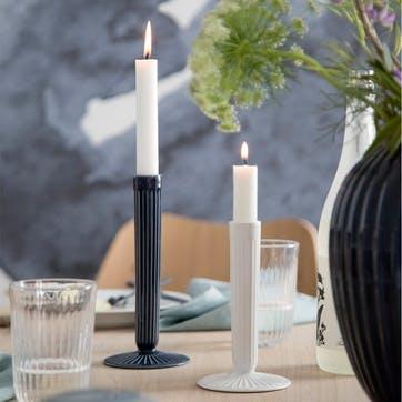 Hammershøi Candle Stick, Large, Indigo