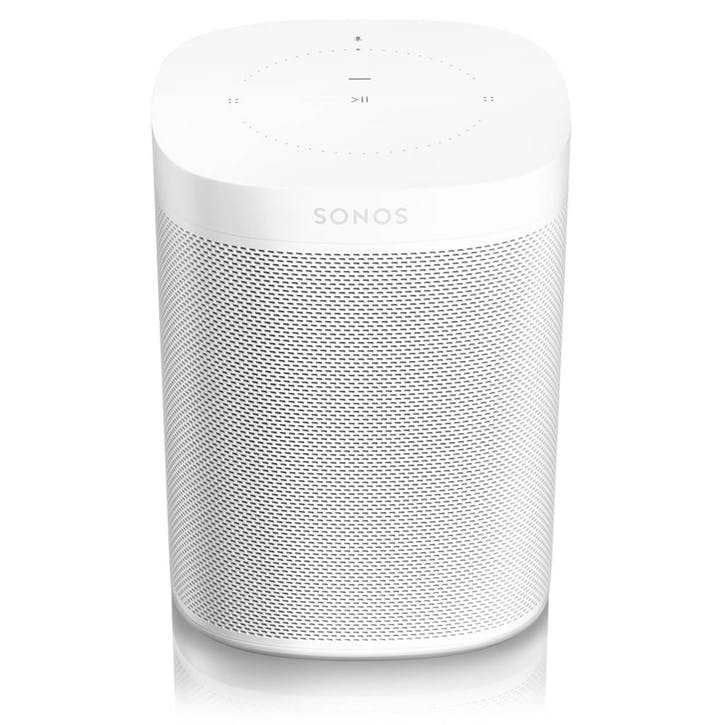 Sonos One Wireless Speaker with Alexa, Gen 2; White