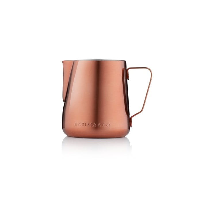 Milk Jug, Copper