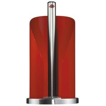 Kitchen Roll Holder, Red