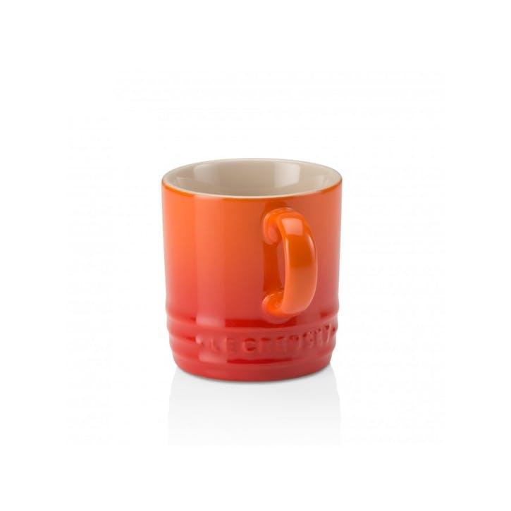 Stoneware Espresso Mug; Volcanic