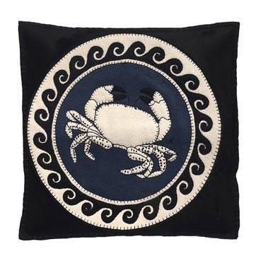 Cancer Cushion, 46 x 46cm, Multi