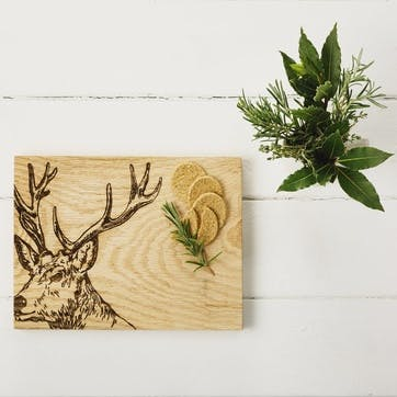 Stag Serving Board